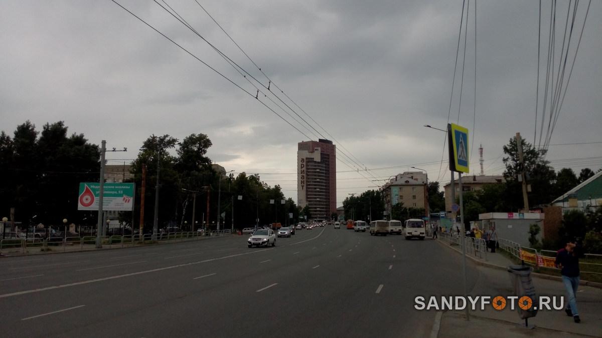 Велопрогулки по Челябинску