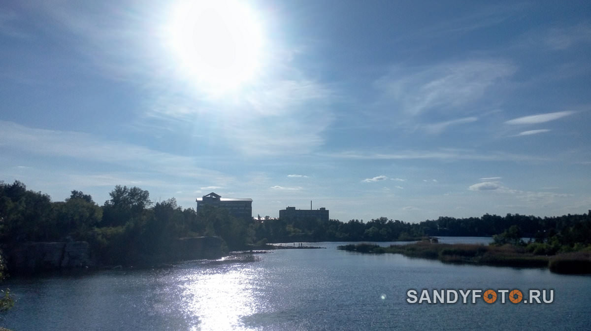 Изумрудный карьер — Челябинск