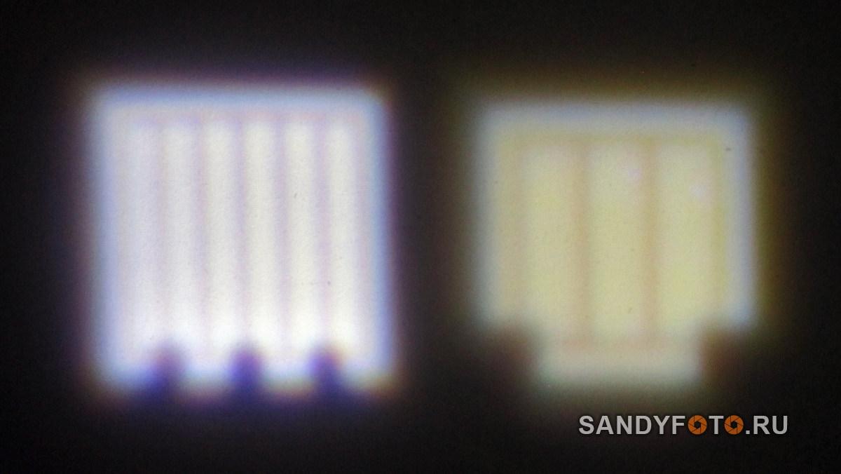 Обзор LED фонарика EZK20 с aliexpress