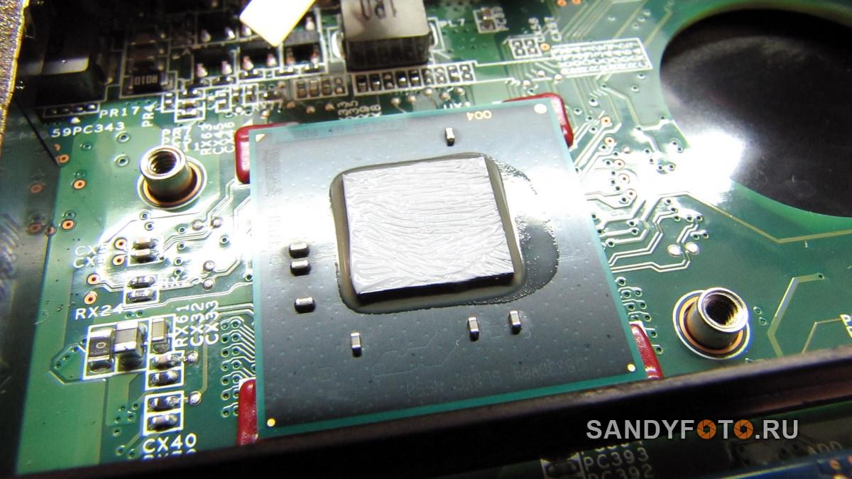 Обзор и тестирование термопасты GD900